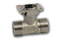 Шаровый двухходовой позиционный клапан Belimo