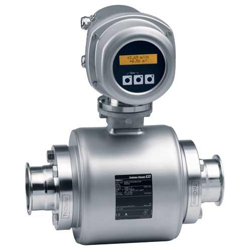 Электромагнитный расходомер Promag 50H