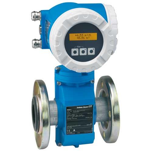 Электромагнитный расходомер Promag 50L