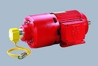 Асинхронный серводвигатель. Серия CT/CV