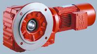 Цилиндро-конический мотор-редуктор