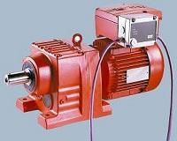 Мотор-редуктор MOVIMOT со встроенным преобразователем частоты