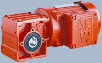 Спироидный мотор-редуктор